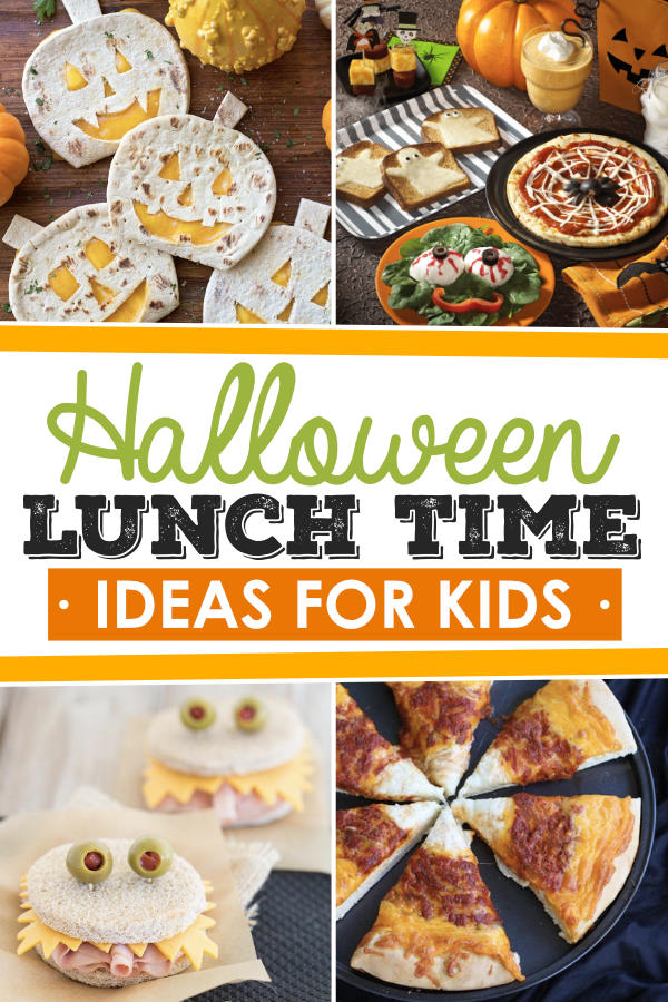 Fun halloween food ideas for every meal from the dating divas halloween food for kids lunch forumfinder Choice Image