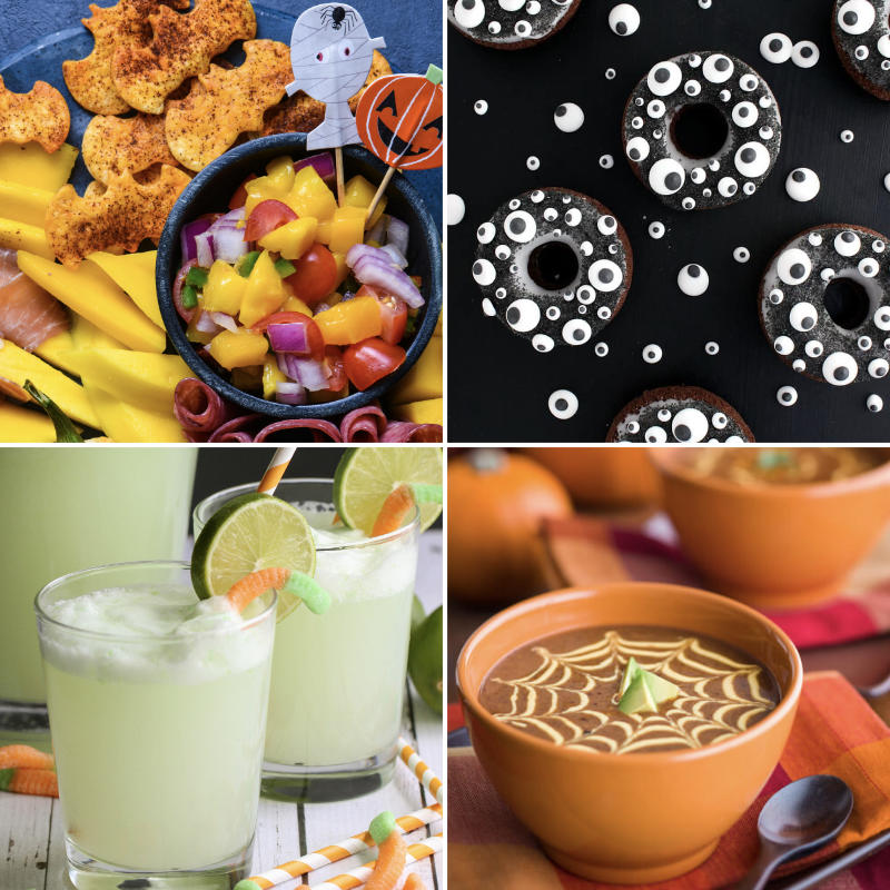 Fun Halloween Food Ideas For Every Meal From The Dating