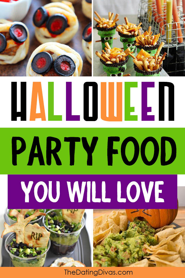Halloween Party Food You Will Love