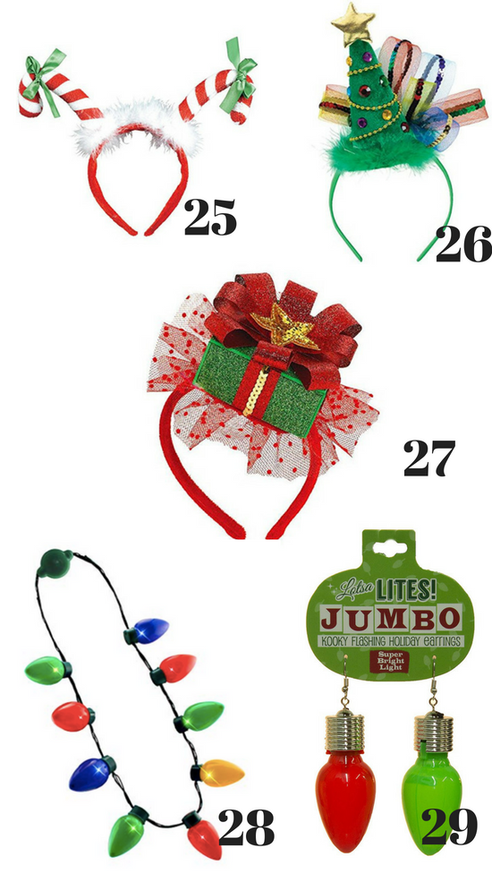 Hilarious Christmas Accessories