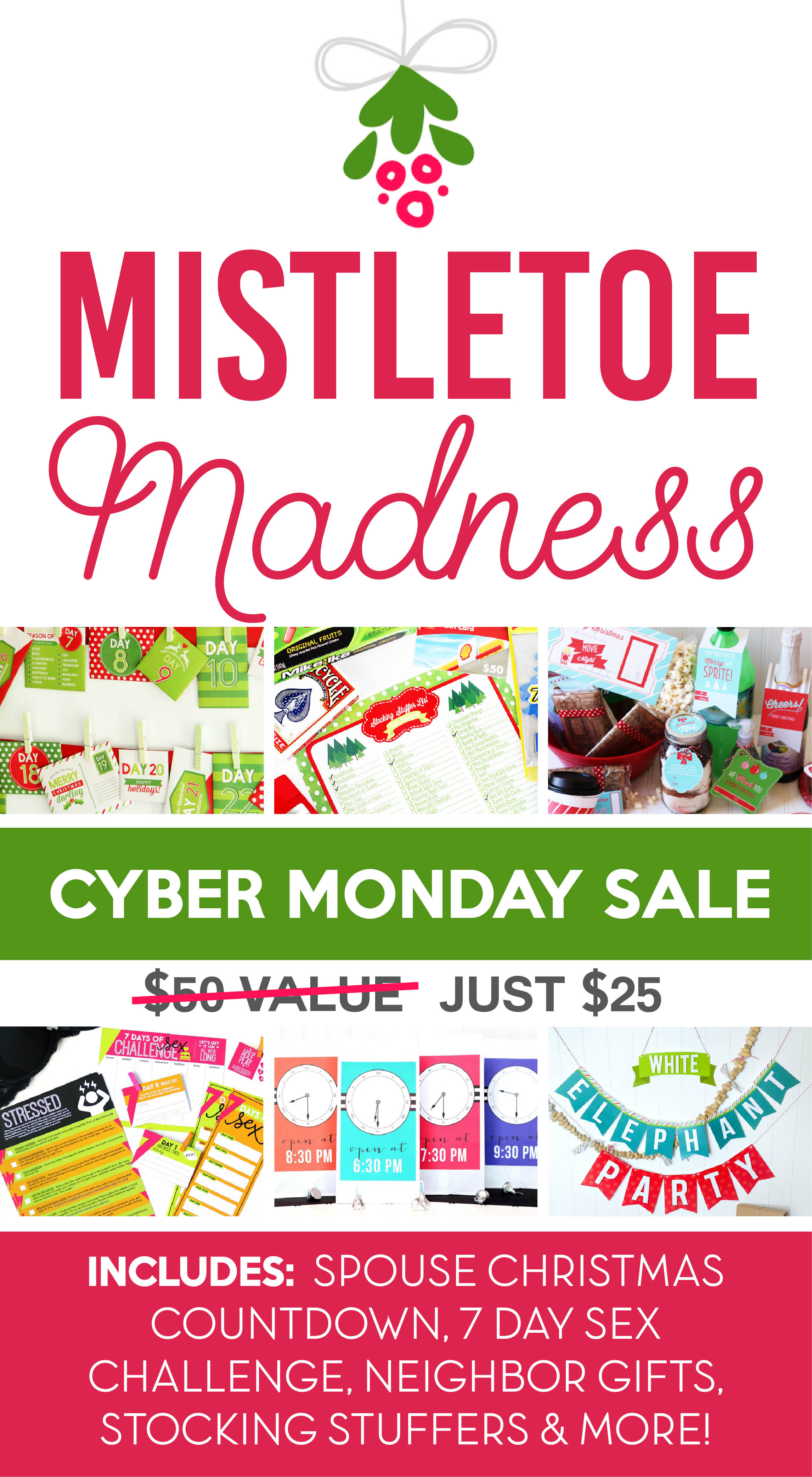 Mistletoe madness cyber monday sale the dating divas mistletoe madness cyber monday sale cybermonday buycottarizona Image collections