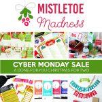 Mistletoe Madness Cyber Monday Sale