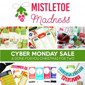 Mistletoe Madness Sale