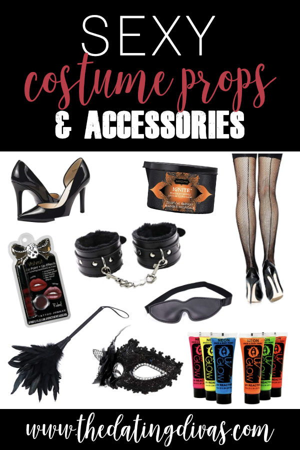 Sexy Costume Props and Accessories
