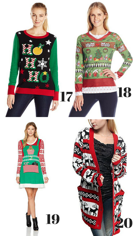 The dating divas ugly sweater