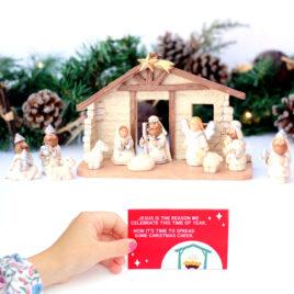 Christ-Centered Christmas Countdown
