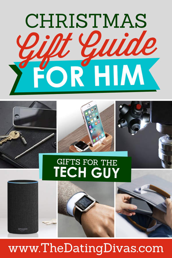 Christmas Gift Guide for the Tech Guy