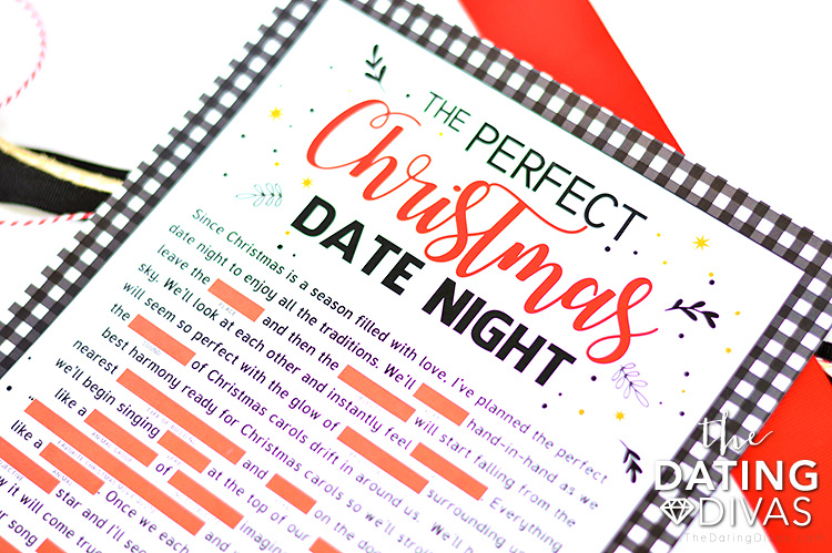 Date Night Christmas Story