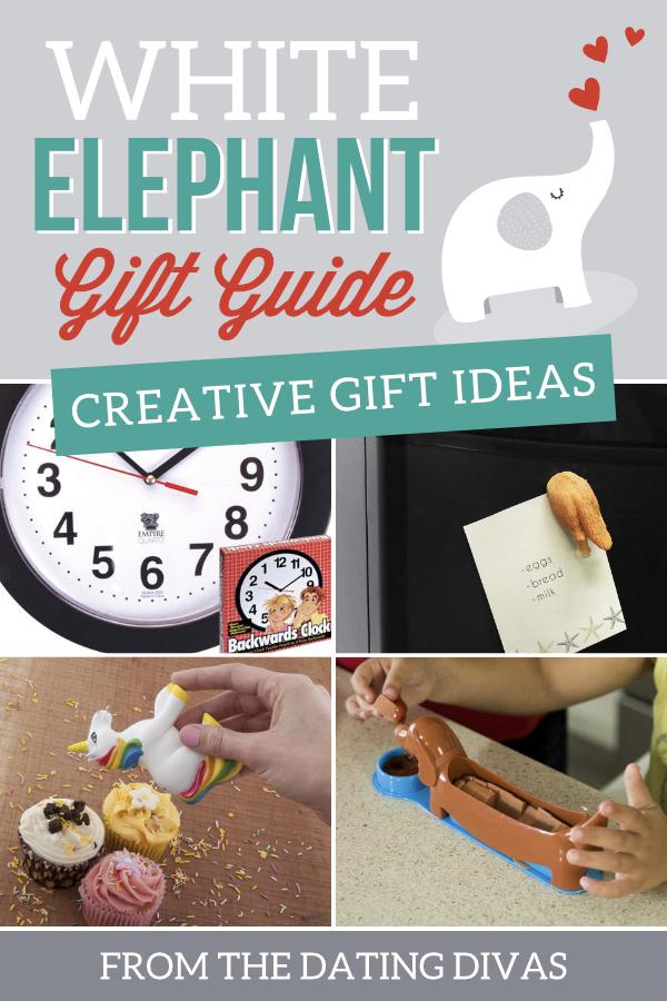 50 Fun White Elephant Gift Ideas For 2018 The Dating Divas