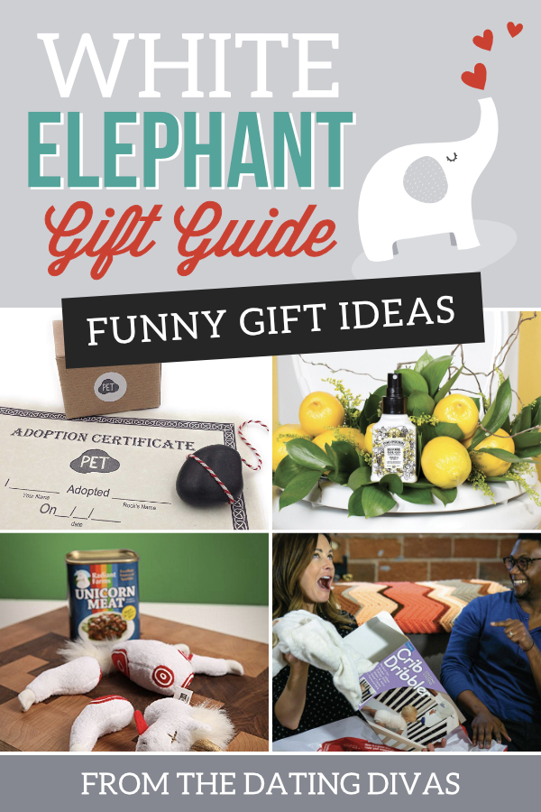 Funny White Elephant Gift Exchange Ideas