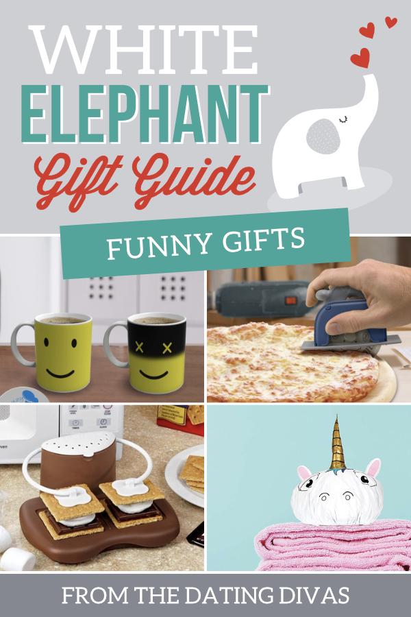 50 Fun White Elephant Gift Ideas for