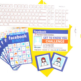 Get to Know You Facebook Game