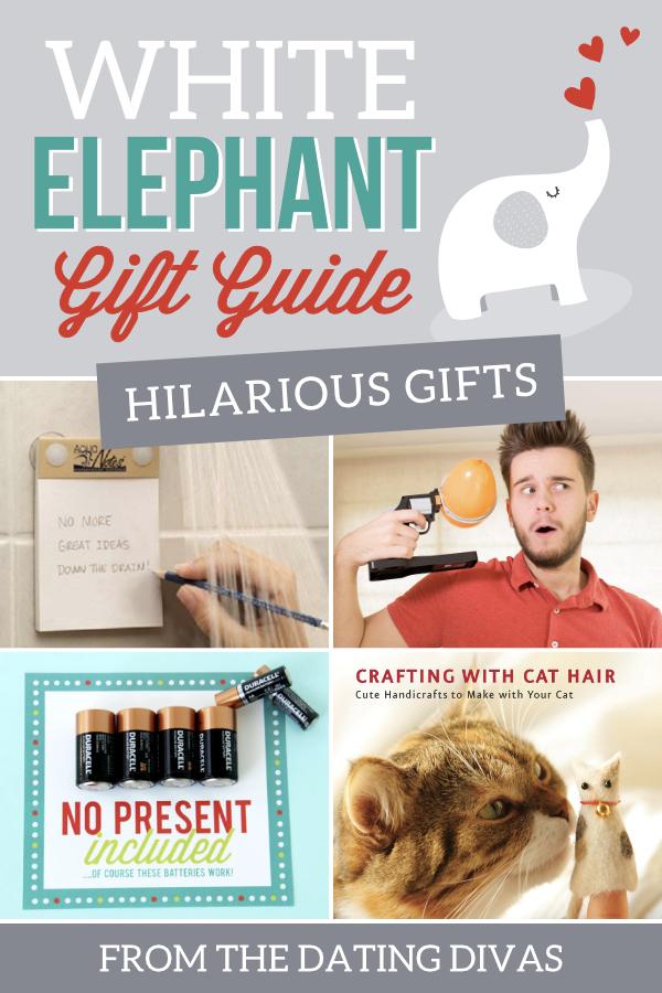 Hilarious White Elephant Gift Ideas