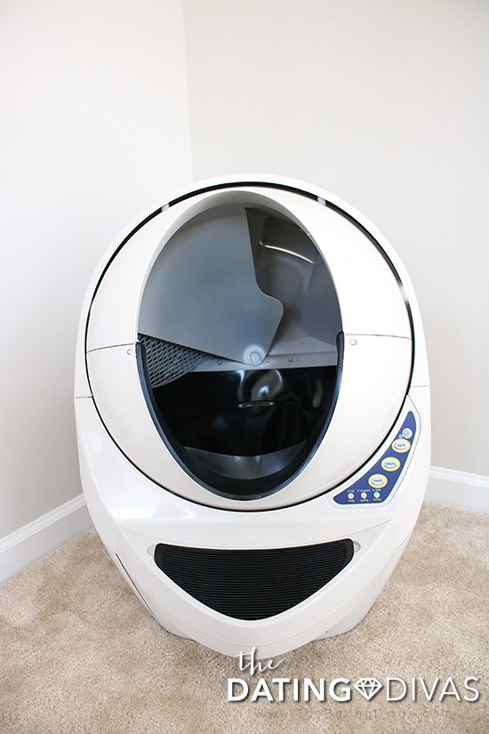 Litter-Robot Litter Box for Cat Owners