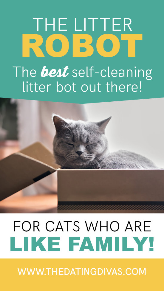 Litter-Robot Review #cataccessories #catlovers