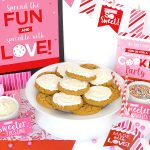 Valentine's Day Cookie Party