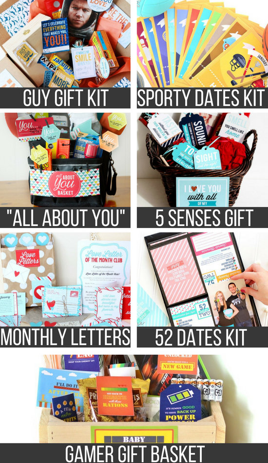 diy romantic valentine gifts for him collage