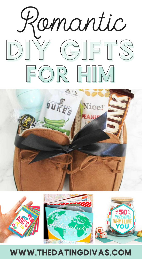 cute romantic ideas for him