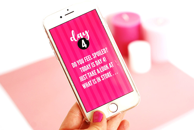7 Days of Spoiling Flirty Texts