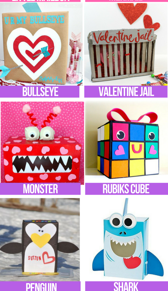 75 Diy Valentine Box Ideas Perfect For School The Dating Divas