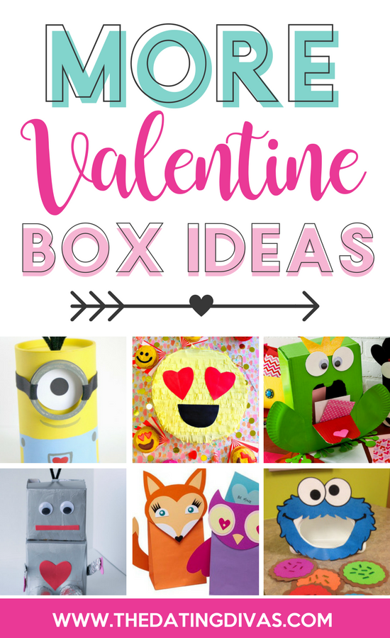 Valentine Box Ideas