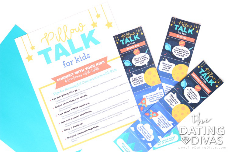 Questions for Kids - Tips for getting kids to talk!