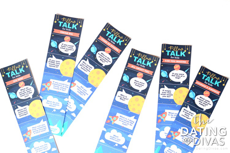 Pillow Talk Questions for Kids