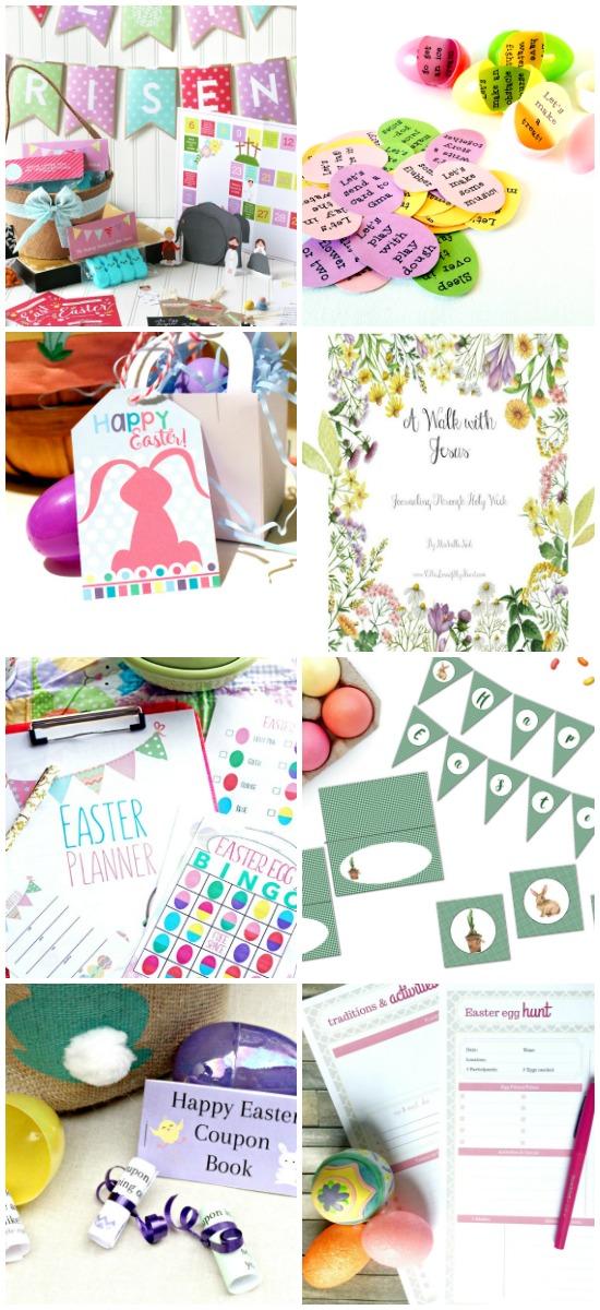Spring Blogger Bundle Easter