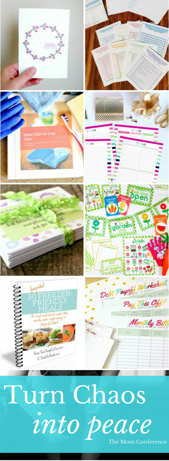 Spring Bundle, Spring, Cleaning, Misc