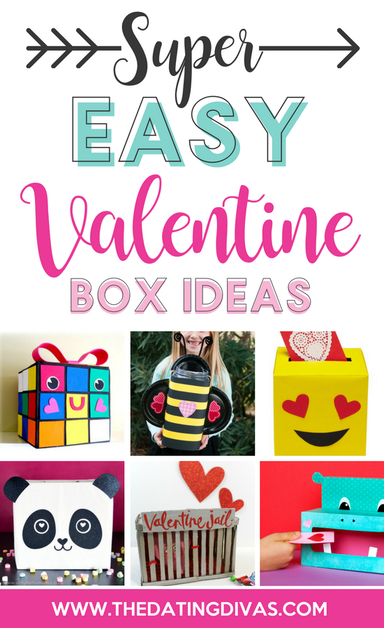 Easy Valentine Box Ideas