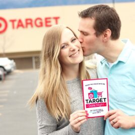 Target Shopping Date Night