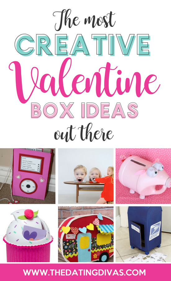 The Most Creative Valentine Box Ideas