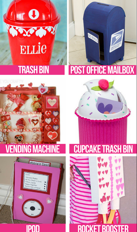 Valentine Box Ideas Girls