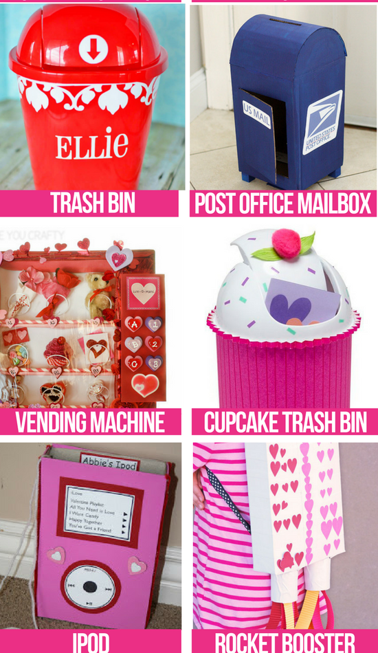 75 Creative Valentine Box Ideas - The Dating Divas