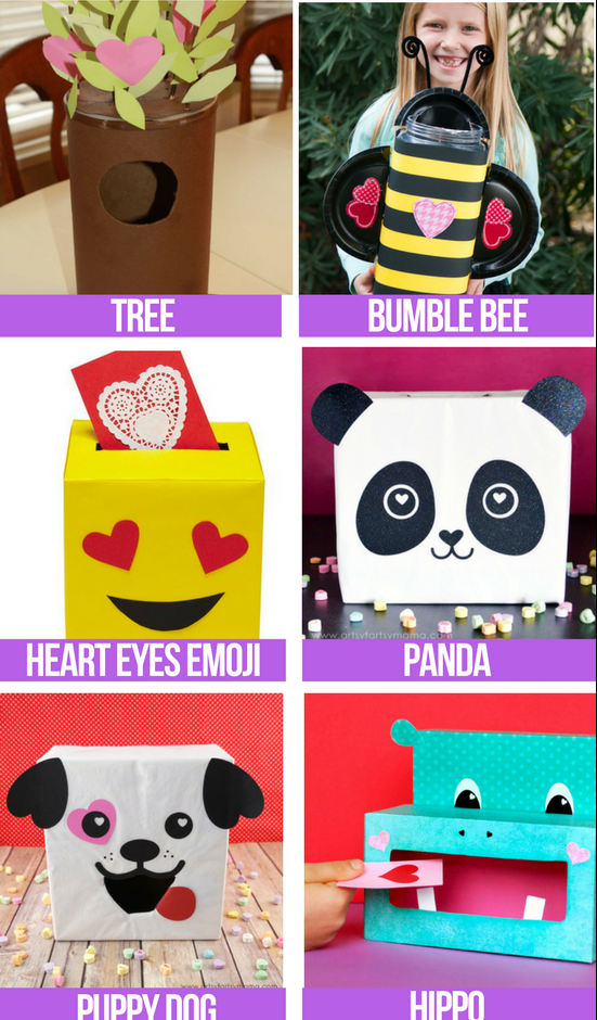 Valentine Box Ideas That Are Easy