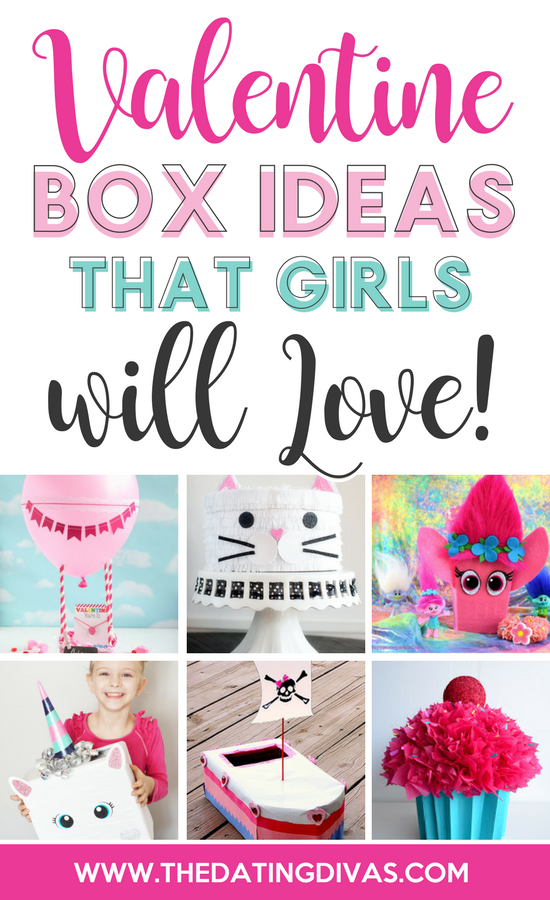 Valentine Box Ideas That Girls Will Love