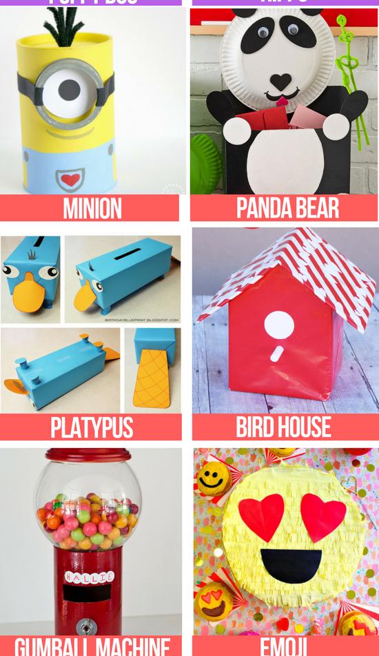 Valentine Box Ideas