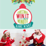 Play These Minute To Win It Christmas Games