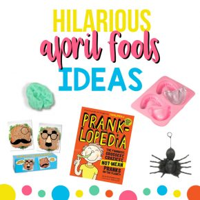 April Fools' Ideas