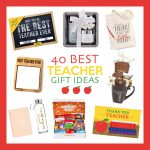 The Best Teacher Gift Ideas