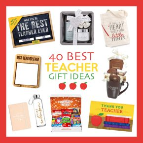 Best Teacher Gift Ideas