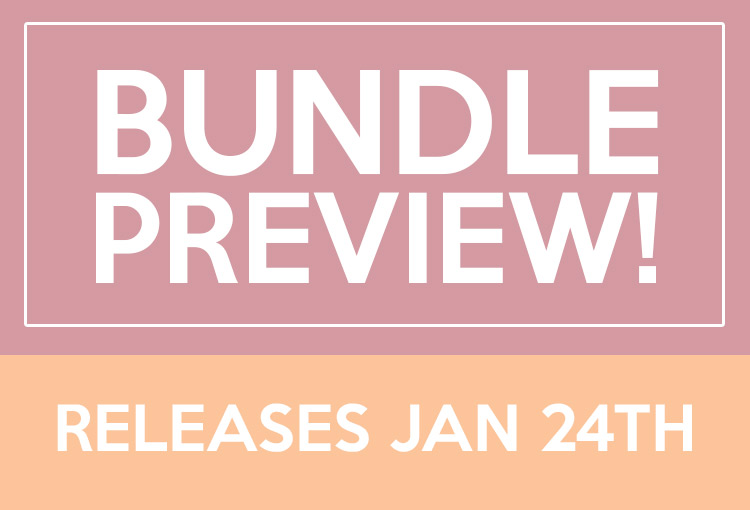 All Things Spring Bundle Preview