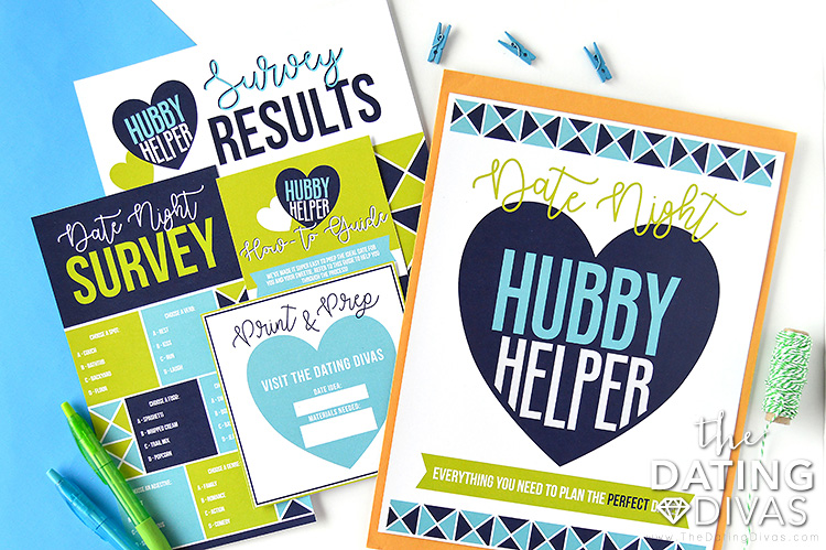 Date Night Hubby Helper Pack
