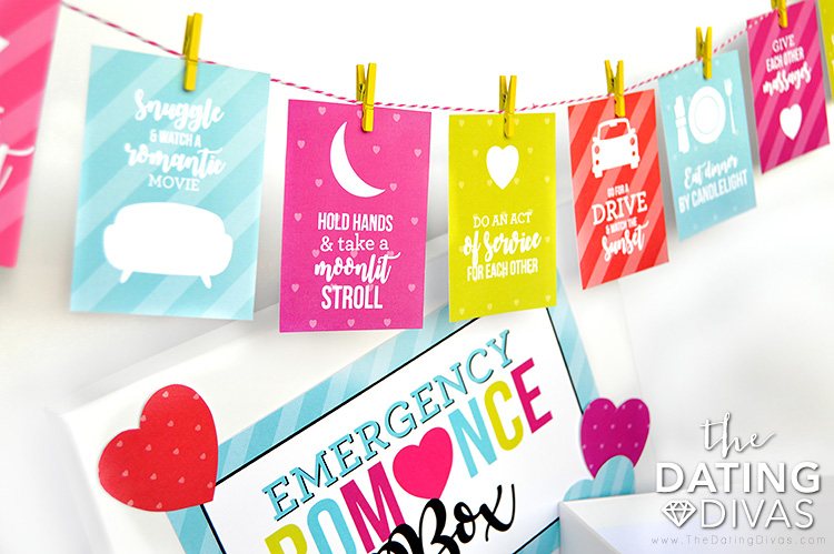 Emergency Romance Box Banner