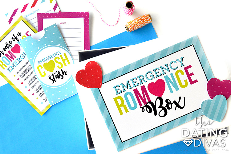 Emergency Romance Box Kit