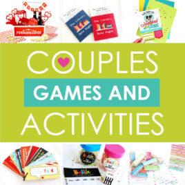 Couple games & activities for your boyfriend