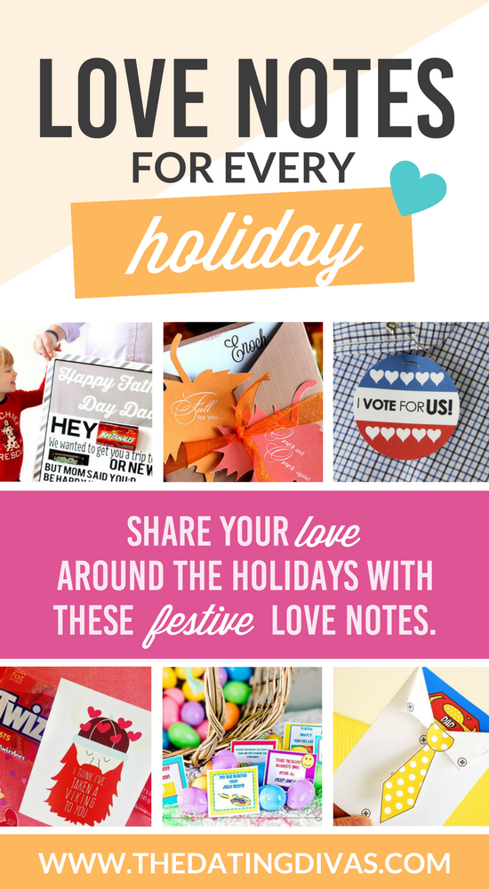 Free Love Notes For Holidays banner