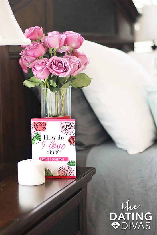Valentine's Sexy Card