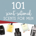 101 'Scent'-sational Scents for Men