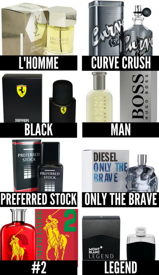 Best Men's Cologne #mensfragrance #menscologne #bestcologneformen